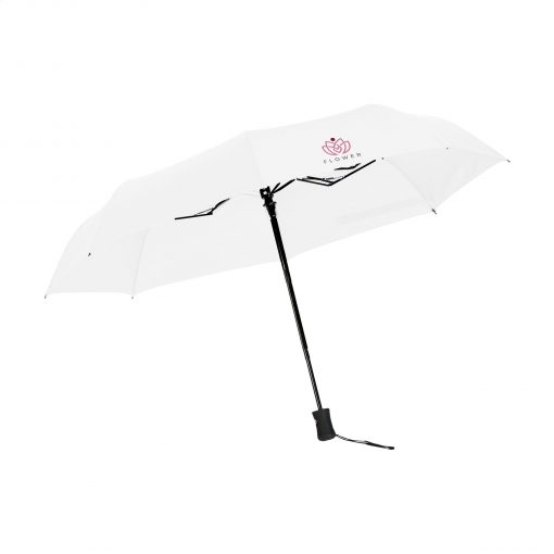 Impulse Regenschirm Weiss