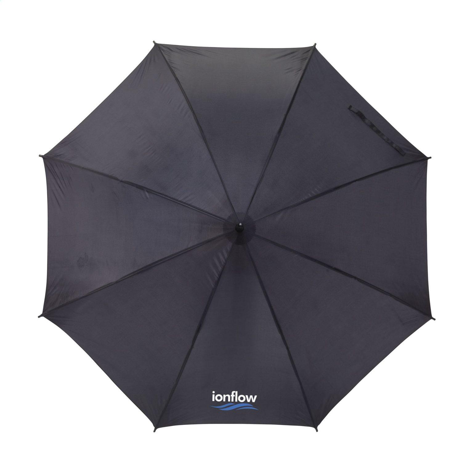 Regenschirm Colorado Black Blau O