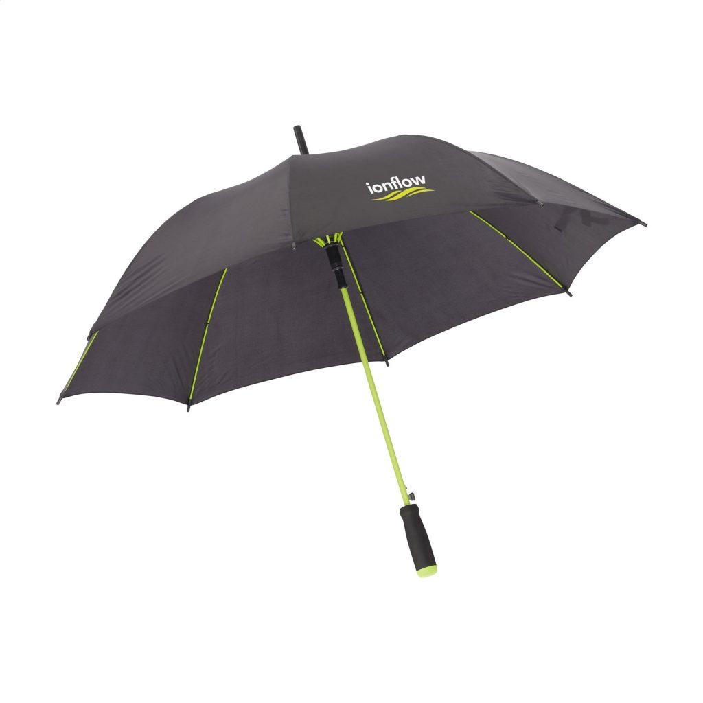 Regenschirm Colorado Black Grün F