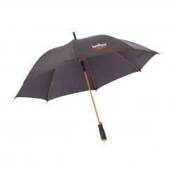 Regenschirm Colorado Black Orange F