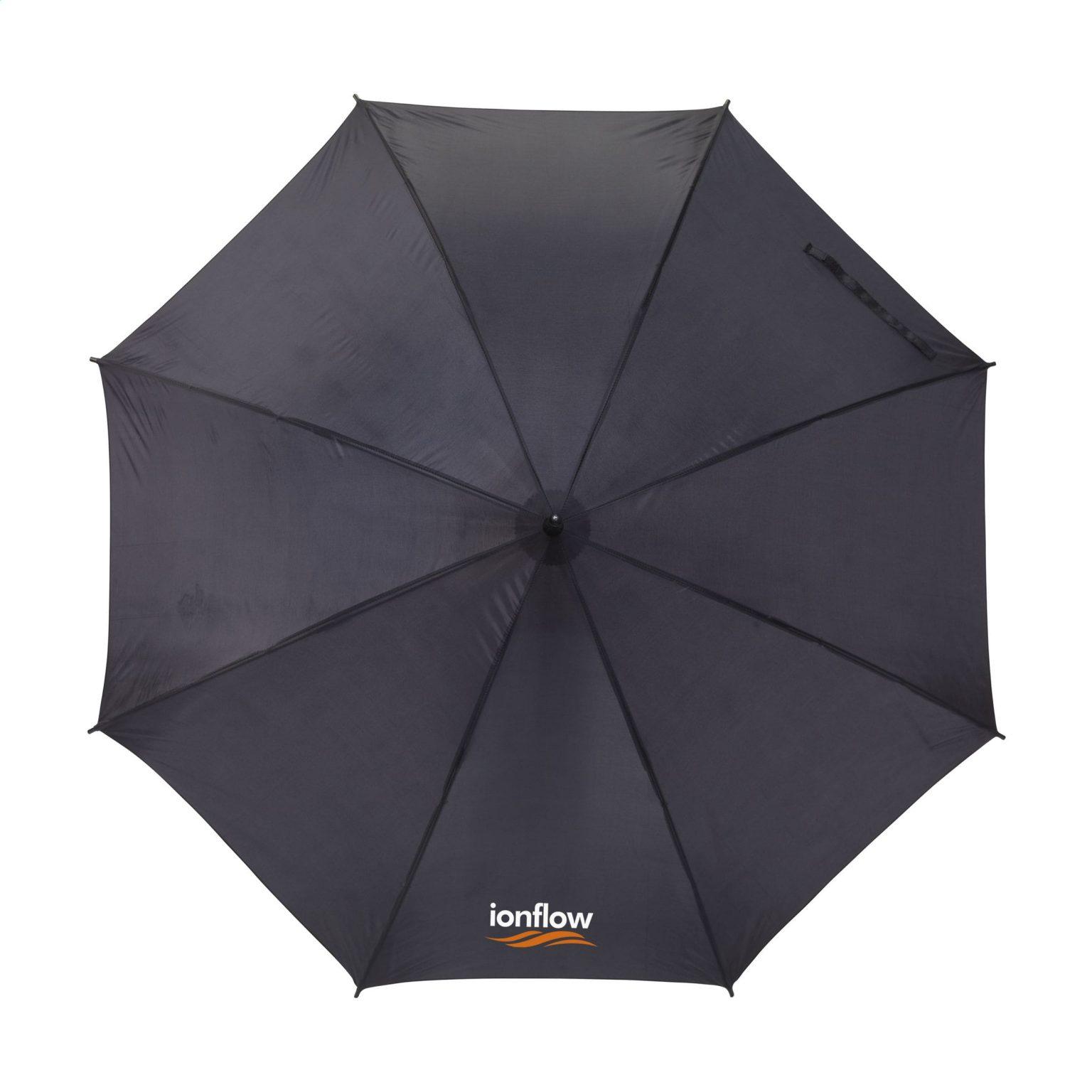 Regenschirm Colorado Black Orange O