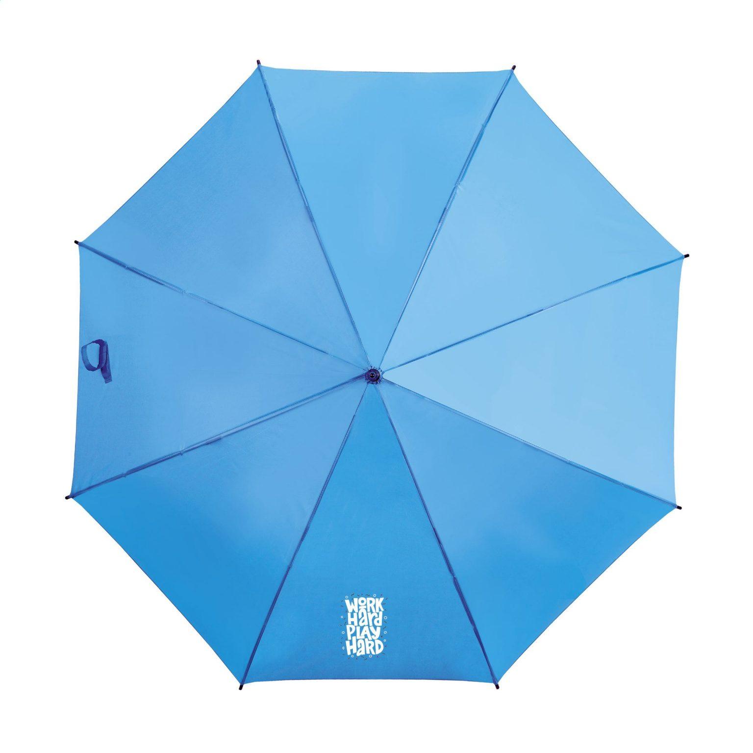 Regenschirm Colorado Hellblau O