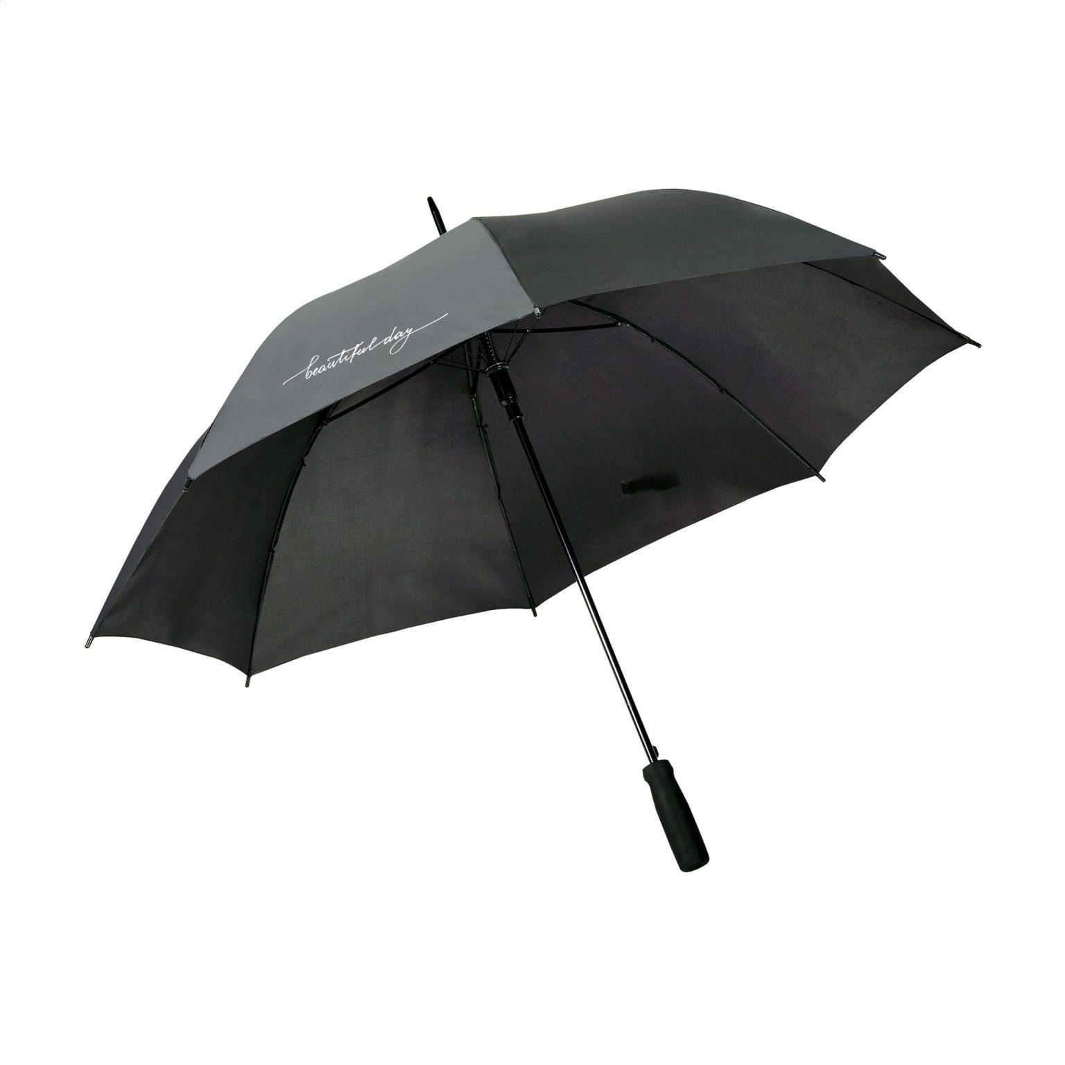 Regenschirm Colorado Schwarz