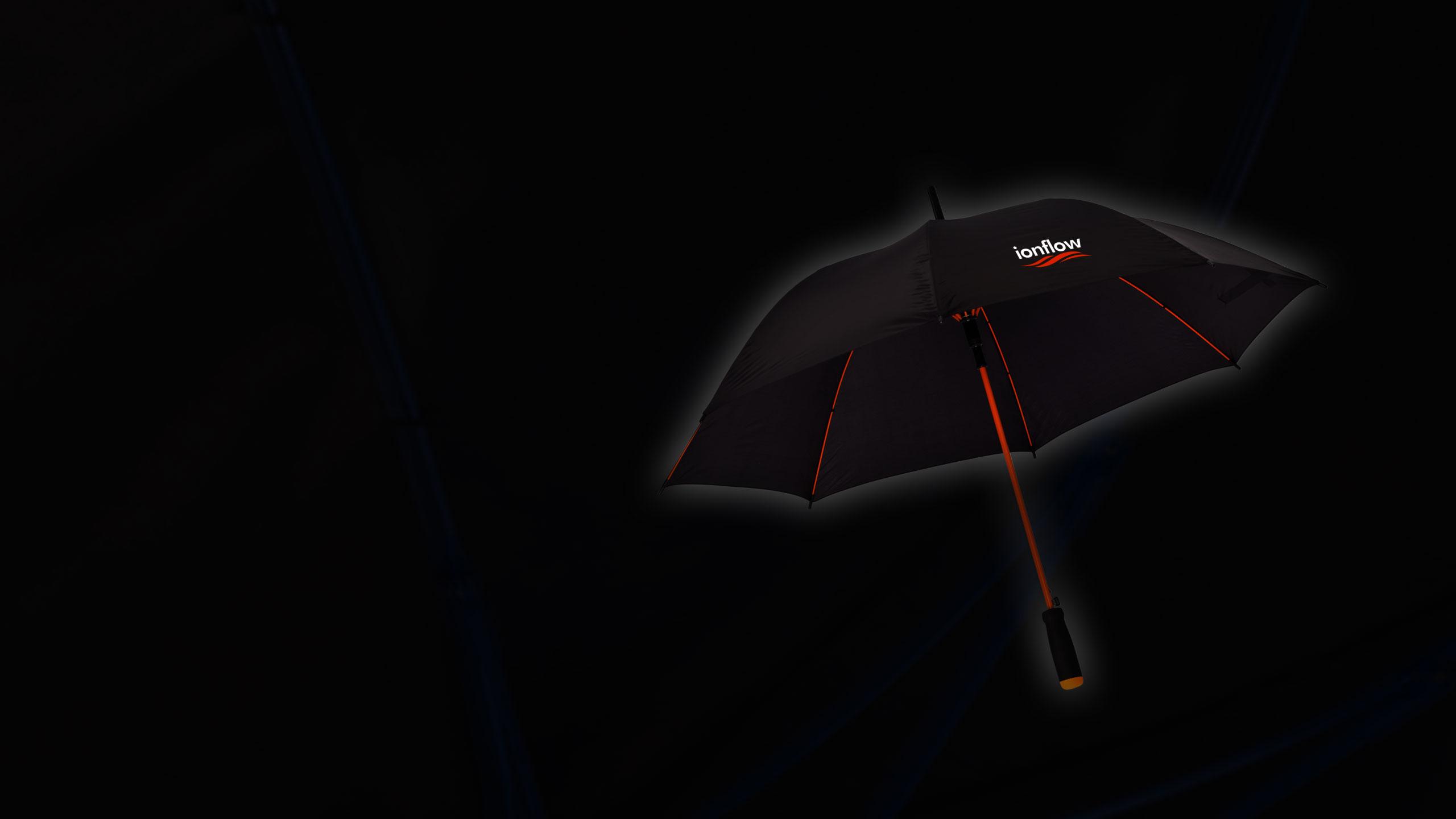 Regenschirm Colorado Black