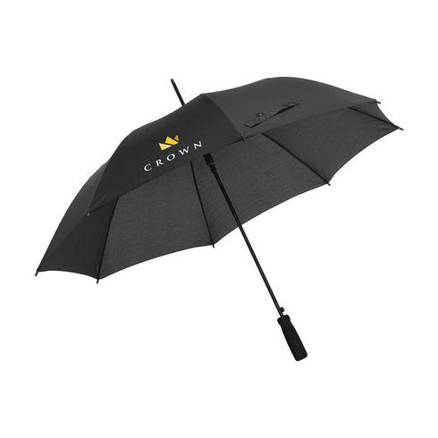 Regenschirm Colorado RPET Schwarz